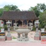 Những cổ vật nghìn năm tuổi tại ngôi đền thiêng nhất Nghệ An