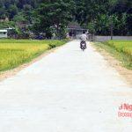 Đô Lương huy động thêm 224 tỷ đồng xây dựng nông thôn mới