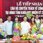 Quốc hội phê chuẩn đồng chí Nguyễn Xuân Sơn giữ chức Chủ tịch HĐND tỉnh Nghệ An