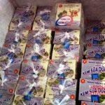 Nghệ An: Phát hiện, bắt giữ nhiều cơ sở sản xuất giả kem Tràng Tiền -Hà Nội