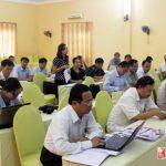 Đại biểu HĐND tỉnh quan tâm nợ đọng xây dựng nông thôn mới