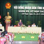 Bế mạc kỳ họp thứ 15, HĐND tỉnh khóa XV: Thông qua 21 nghị quyết về KT-XH