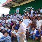 Đô Lương: khai mạc giải bóng đá đại hội TDTT lần thứ VI năm 2009