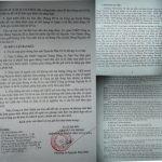 Vụ dân lật xe CSGT xuống kênh: Có việc truy đuổi người vi phạm
