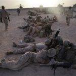 Chiến binh Afghanistan bắt giữ một binh sỹ Mỹ