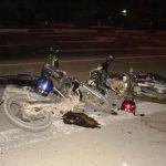 7 người trọng thương trong hai vụ tai nạn xe máy