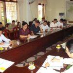 Huyện Đô Lương triển khai các biện pháp phòng chống ảnh hưởng của cơn bão số 9