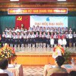 Đại hội đại biểu hội liên hiệp Thanh niên Đô Lương khóa 4 nhiệm kỳ 2009-2014