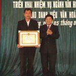 Đô lương triển khai nhiệm vụ Văn hóa – Thông tin – Thể thao năm 2010 và trao danh hiệu văn hóa năm 2009