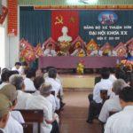 Đảng bộ xã Thuận Sơn –  Đô Lương Đại hội nhiệm kỳ 2010 – 2015