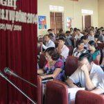 Đô Lương: Tổ chức hội nghị triển khai kế hoạch sản xuất vụ đông năm 2014