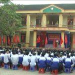 Trung tâm GDTX huyện tổ chức lễ kỉ niệm ngày nhà giáo VN 20/11.