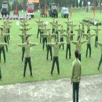 Kho K2 tổ chức lễ ra quân huấn luyện năm 2015