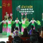 Đô Lương sôi nổi tổ chức các hoạt động kỷ niệm ngày Quốc tế phụ nữ 8/3.