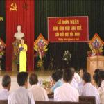 Lễ đón Bằng công nhận làng nghề mộc Văn Minh – xã Thượng Sơn (Đô Lương)