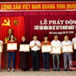 Đô Lương: Phát động ủng hộ 'Quỹ Vì người nghèo' năm 2016