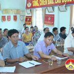 Đảng bộ cơ quan khối dân sơ kết công tác xây dựng Đảng 6 tháng đầu năm 2016