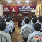 UBND huyện Đô Lương tổ chức hội nghị sơ kết PCCCR