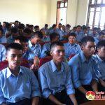 Đô Lương tổ chức lễ đón nhận 175 chiến sỹ hoàn thành nghĩa vụ quân sự về địa phương