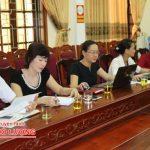 Sở tư pháp tỉnh tổ chức giao ban công tác tư pháp 6 tháng đầu năm