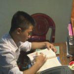 Cậu học trò cao điểm nhất trường THPT Đô Lương I