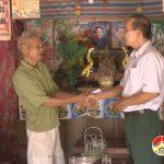 Đô Lương tặng 66 suất quà cho các nạn nhân chất độc da cam Dioxin có hoàn cảnh khó khăn