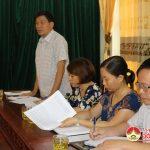 Ban Tuyên giáo tỉnh ủy khảo sát chỉ thị 08-CT/TW