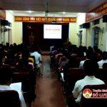 Bồi dưỡng kiến thức Quốc phòng và An ninh đối tượng 4 cho 120 cán bộ ngành giáo dục