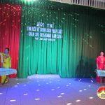 Xã Thái Sơn tổ chức hội thi tìm hiểu chính sách dân số