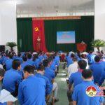 Hội đồng đội huyện Đô Lương tổ chức hội nghị tổng kết công tác đội năm học 2015 – 2016