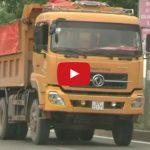 Đô Lương: Nhiều xe quá khổ quá tải lưu hành trên quốc lộ 46 và quốc lộ 15.