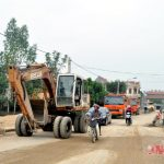 Một số tuyến đường huyện ở Nghệ An nâng cấp thành tỉnh lộ