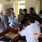 Xóm 7, xã Đông Sơn phát động ủng hộ quỹ khuyến học