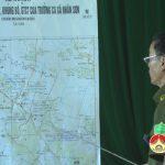 Xã Nhân Sơn tổ chức diễn tập chiến đấu phòng thủ năm 2016