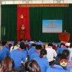 Hội đồng đội huyện Đô Lương tổ chức tập huấn nghiệp vụ đoàn, đội