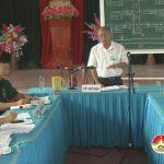 Thị trấn Đô Lương diễn tập chiến đấu phòng thủ năm 2016