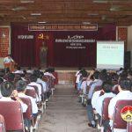 Đô Lương tổ chức lớp bồi dưỡng cập nhật kiến thức cho đội ngũ cán bộ lãnh đạo, quản lý