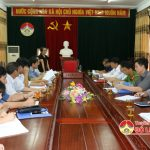 Đoàn kiểm tra liên ngành tỉnh làm việc với huyện Đô Lương