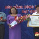 Trường Tiểu học Hiến Sơn tổ chức lễ khai giảng và đón bắng công nhận trường đạt chuẩn mức độ 2