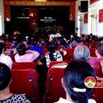Hội Phụ nữ Thị trấn tổ chức sinh hoạt Câu lạc bộ nữ trí thức