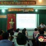Huyện ủy Đô Lương tập huấn văn phòng cấp ủy