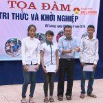 Huyện đoàn Đô Lương tổ chức chương trình tọa đàm tri thức và khởi nghiệp