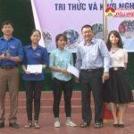 Huyện đoàn Đô Lương phối hợp với công ty anphabooks tổ chức chương trình tọa đàm tri thức và khởi nghiệp