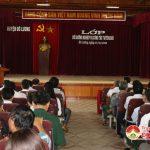 Ban tuyên giáo huyện ủy tổ chức bồi dưỡng nghiệp vụ công tác tuyên giáo cơ sở năm 2016.