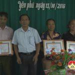 Xóm Yên Phú – Yên Sơn đã tổ chức buổi họp mặt kỷ niệm 85 năm ngày truyền thống công tác Dân vận của Đảng