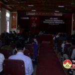 Đô Lương: Tổ chức hội nghị tổng kết công tác an ninh trật tự trường học năm học 2015 – 2016, triển khai nhiệm vụ 2016 -2017.