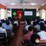 Đô Lương: Bế giảng 2 lớp bồi dưỡng kiến thức quản lý nhà nước  ngạch chuyên viên