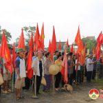Đô Lương tổ chức phát động chiến dịch ra quân làm GTTL