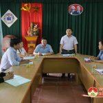 153 em học sinh trường Tiểu học Trù Sơn 2 trở lại trường học.