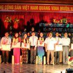 Huyện Đô Lương tổ chức kỷ niệm 86 năm thành lập Hội nông dân Việt Nam và tôn vinh 33 điển hình sản xuất giỏi.